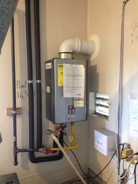 tankless electric water heater diagram