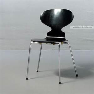 Stuhl Arne Jacobsen : 1967 arne jacobsen ameise 3101 fritz hansen 1967 stuhl ~ Michelbontemps.com Haus und Dekorationen