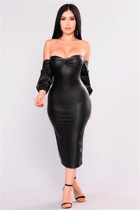 Steal: Angela Simmons's Fashion Nova Wild Rider Black ...