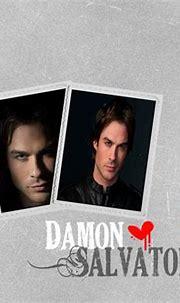 Damon Salvatore Wallpaper 1 - The Vampire Diaries Photo ...