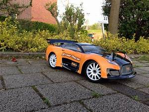Rc Car Electric 100km  H Ride Along Brushless Streetracer