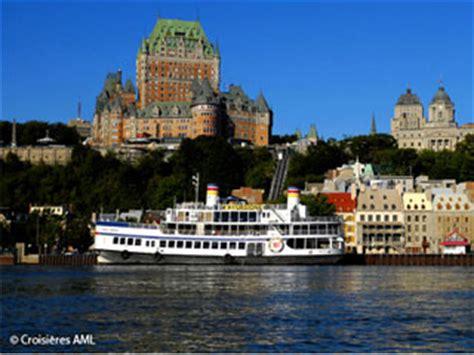 Bateau Mouche Quebec City by Croisi 232 Res Qu 233 Bec