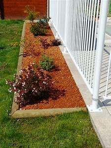 Bordure De Jardin Bois : bordure jardin en bois ~ Premium-room.com Idées de Décoration