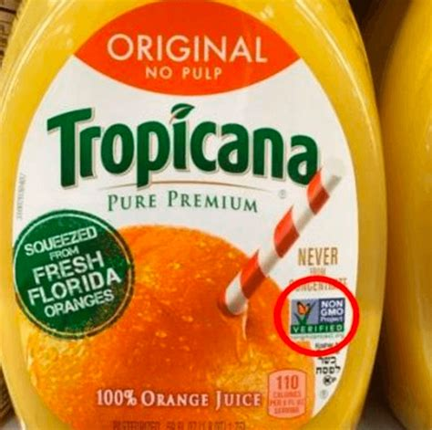 There are no GM oranges — So why is Tropicana deceiving ...