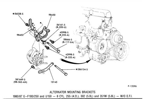 1986 302 Engine Wiring Diagram by 1969 Ford 302 Alternator Wiring Diagram Auto Electrical