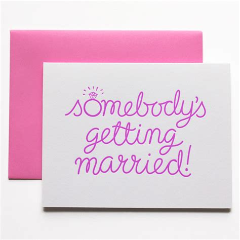 where to buy cardstock somebody s getting married day press