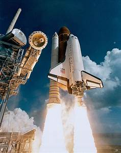 Shuttle Atlantis' Maiden Launch | NASA