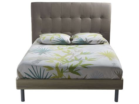t 234 te de lit coloris taupe conforama pickture