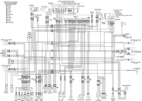 mc28 wiring diagram