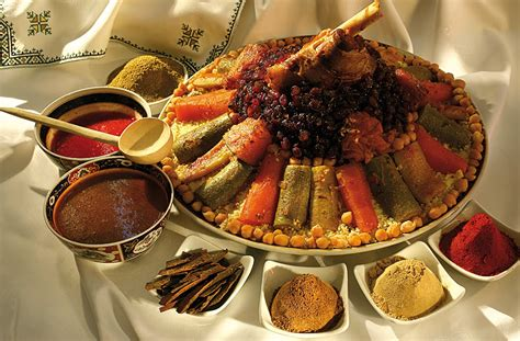 cuisine tradition traditional moroccan couscous food moroccan
