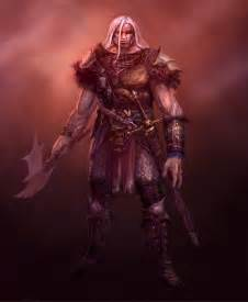 Sten Dragon Age Origins Concept Art