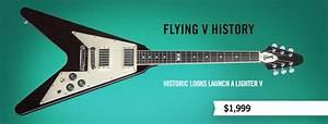 Gibson Com  Flying V History