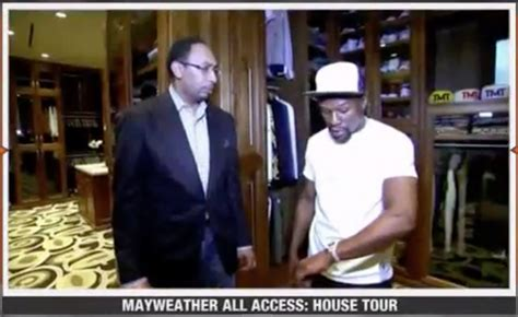 mayweather house tour floyd mayweather jr s house tour talk about manny