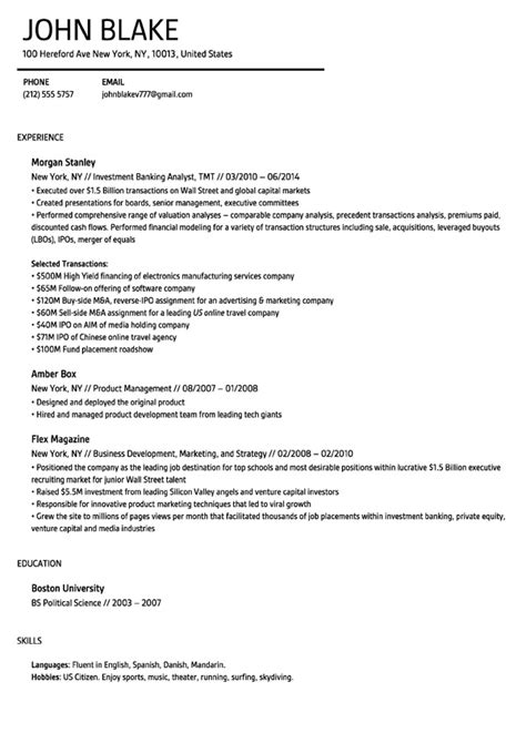 Resume Template Builder by Goldfish Bowl Resume Template Resume Resume Resume Resume