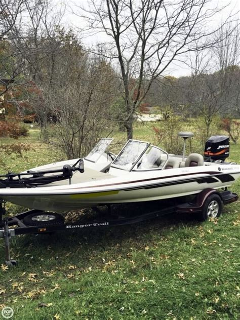 Ranger Bass Boat Dealers Ohio by 2004 Used Ranger Boats Reata 180 Vs Bass Boat For Sale