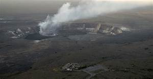 Kamokuna Lava Ocean Entry Continues Significant