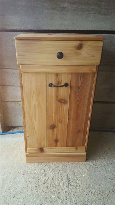 Trash Can Cupboard by 17 Best Ideas About Trash Can Cabinet On