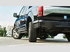 Rearwheel steering could radically change pickup trucks