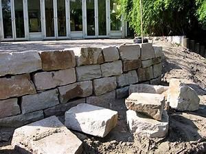 Steine Für Terrasse : terrassenbau in berlin terrasse anlegen und bepflanzen ~ Michelbontemps.com Haus und Dekorationen