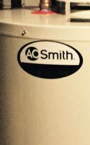 Age Of Your Water Heater Displayed By Brand
