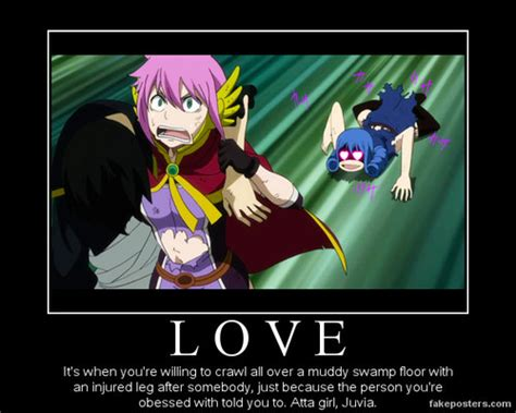 Fairytail Memes - fairy tail images love juvia demotivational poster wallpaper and background photos 31010901