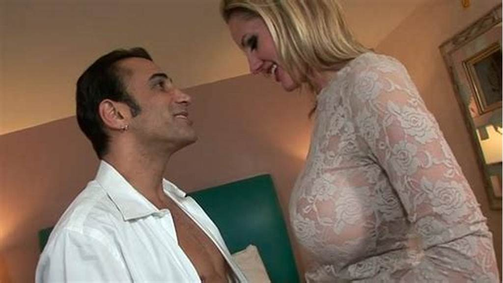 #Gorgeous #Busty #Milf #Zoe #Gets #Her #Anus #Polished