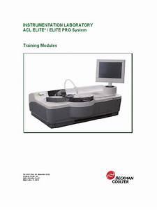 Manual Ace Elite Pro