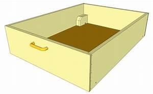 Under bed storage drawer plans