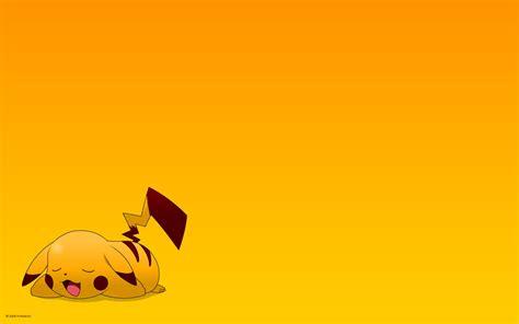 Bonitos Fondos de Pikachu para tu tablet, teléfono o PC