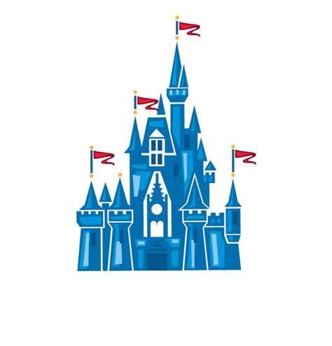 Disney Castle Clipart Disneyland Clip Clipartion