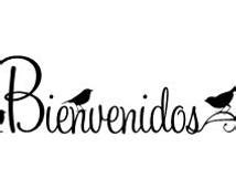 Unique Bienvenidos Related Items Etsy