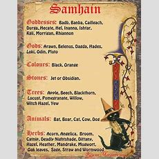 101 Best Samhain Sabbat Images On Pinterest  Samhain, Witch Craft And Folklore