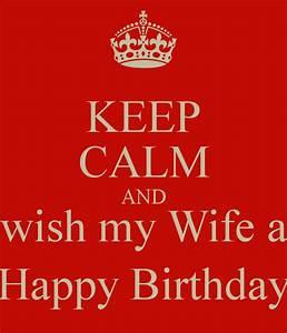My Wife Happy Birthday