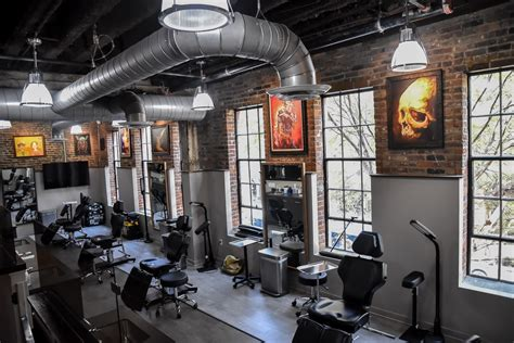 Nashville Tattoo Shop | Hart & Huntington Tattoo Co.