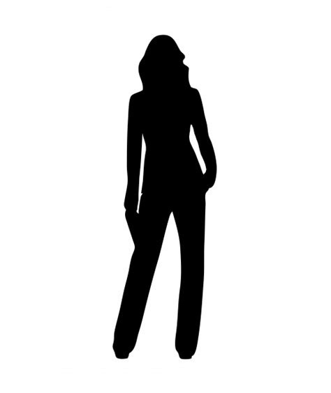 Woman Silhouette Free Stock Photo - Public Domain Pictures
