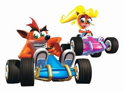 Crash Ctr Racing Coco Team Kart Deviantart