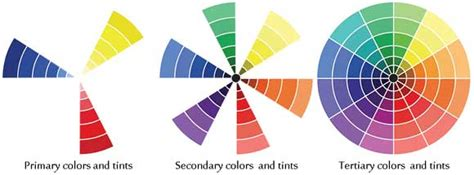 Principles Of Color And A Color Wheel