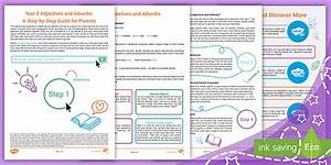 Year 2 Adjectives And Adverbs  Parent Guide And Activities