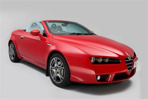 Used Buyer's Guide Alfa Romeo Spider  Auto Express