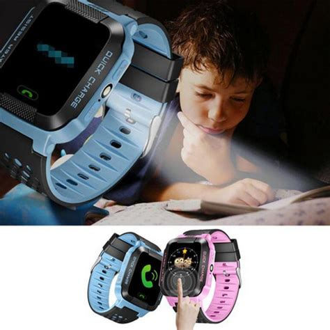 Bērnu pulkstenis Kids Tracker ar GPS trekeri un ...