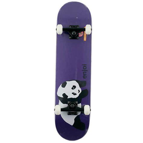 Enjoi Skateboard Decks Ebay by Enjoi Skateboards Original Panda Logo Series Complete