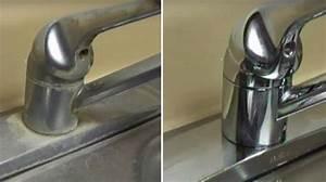 Enlever Calcaire Robinet : du calcaire sur la robinetterie mon astuce pour l ~ Melissatoandfro.com Idées de Décoration