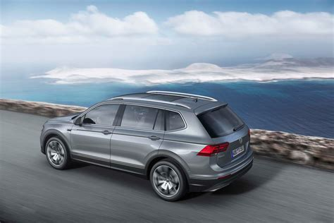 It's a vehicle that's ready for adventure. Volkswagen Tiguan Allspace Hits Geneva - Motor Trend