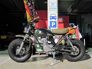 Moto Honda 50cc : honda nauty dax cy50 custom honda monkey pinterest honda mini bike and minibike ~ Melissatoandfro.com Idées de Décoration