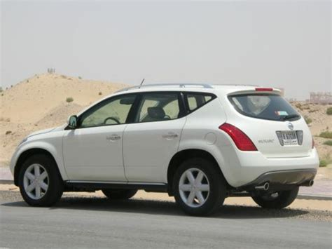 nissan 2008 car 2008 nissan murano ii pictures information and specs