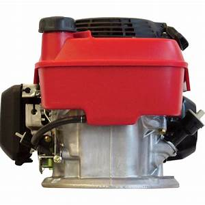 Honda Vertical Ohc Engine  U2014 160cc  Gcv Series  25mm X 3 5  32in  Shaft  Model  Gcv160as3a