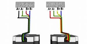 Stepper Motor Wire Color Codes 6