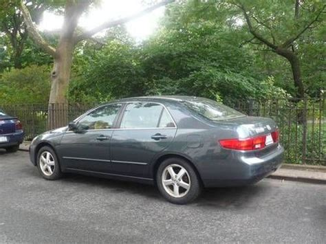 2005 honda accord 2 door find used 2005 honda accord ex 2 4l vtec 4 door sedan