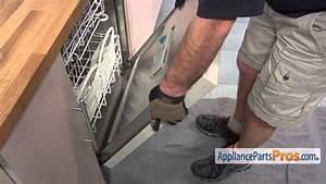 Dishwasher Lower Door Seal Kit  Part  4172127
