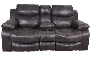 catnapper catalina reclining leather loveseat 4319 sofas